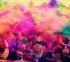 Творческая фотосъемка с сухими Индийскими красками Холи. Акция !!!