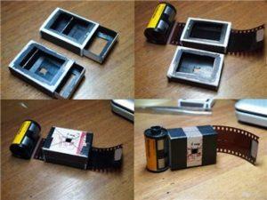 Поделки из пленки от фотоаппарата 72